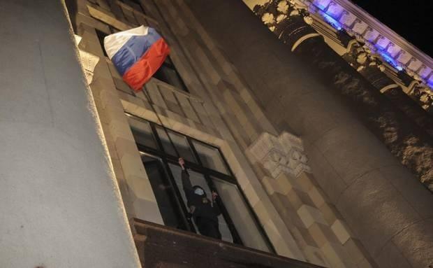 Ukraine -4-6-2014 Kharkiv