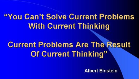 Einsteing-thinking