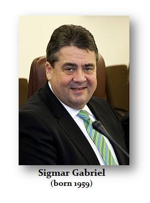 Gabriel Sigmar (born 1959)