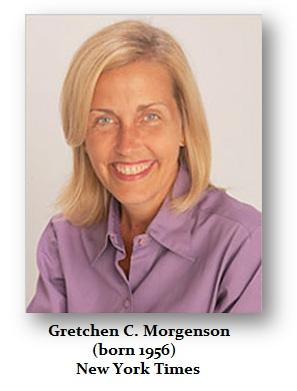 Morgenson Gretchen