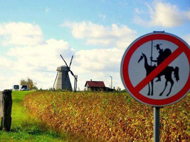 Windmill Fighting Banned
