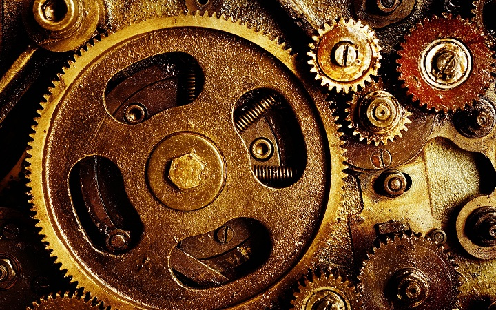 gears-mechanism