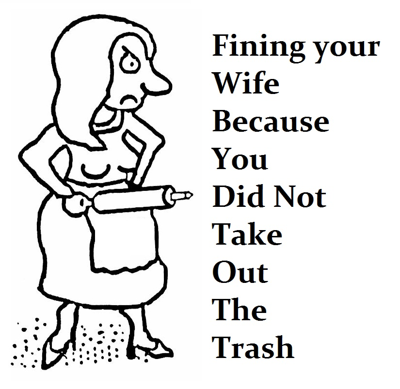 Fining-Wife