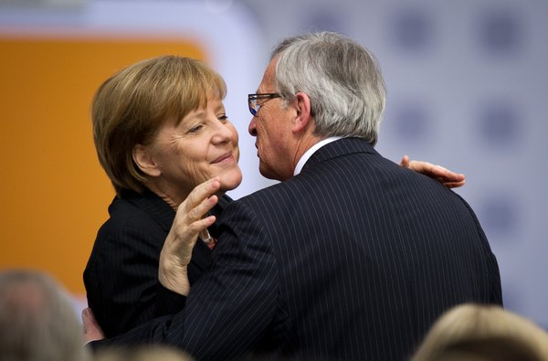 Merkel-Junker