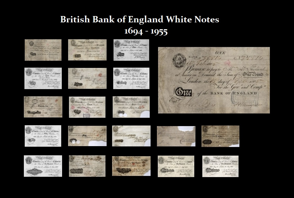 UK-White Notes