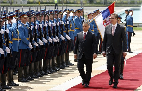 Hungary Orban