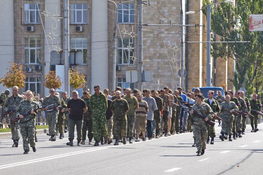 Donetsk-Parade