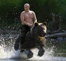 Putin-Bear