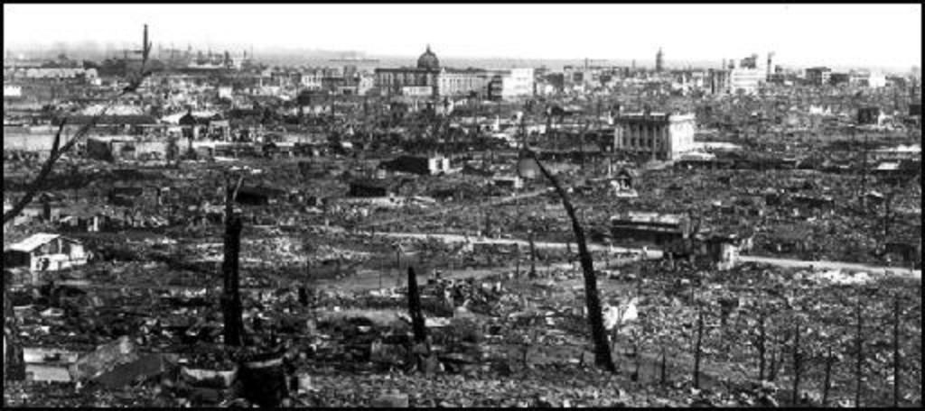 Tokyo earthquake 1923