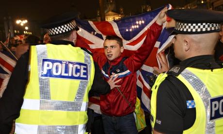 Glasgow violence