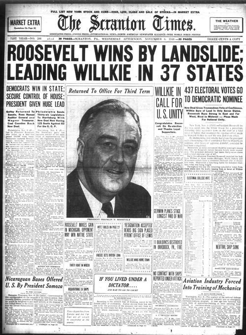 Nov-6-1940 Scranon Times