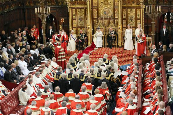 Queen-Parliament