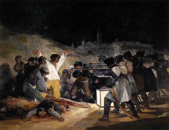 goya civil war