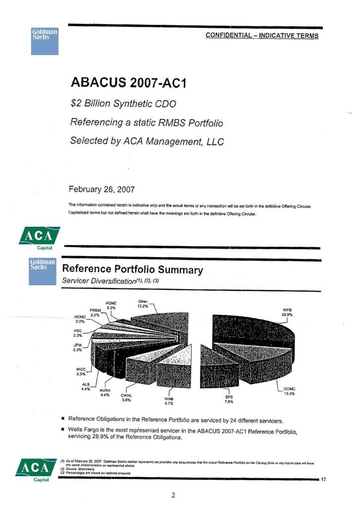 Goldman-Abacus-Portfolio