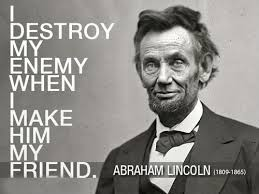 Lincoln-enemies