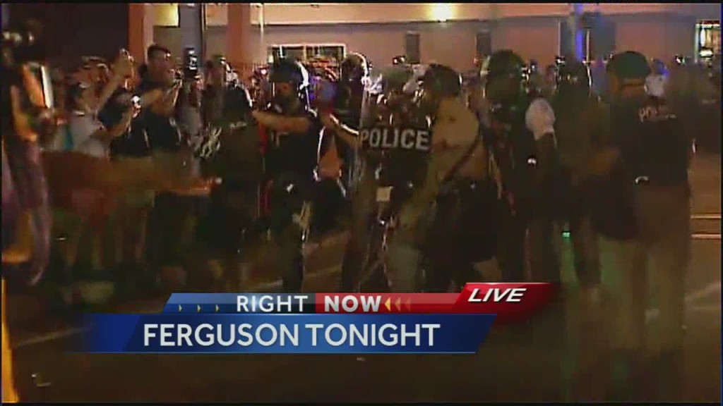 Ferguson-Monday-night