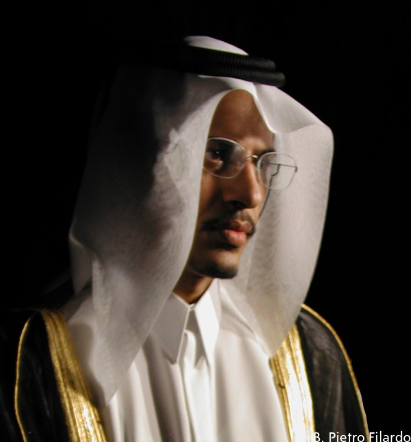 Sheikh Saud bin Mohammed Al-Thani of Qatar,