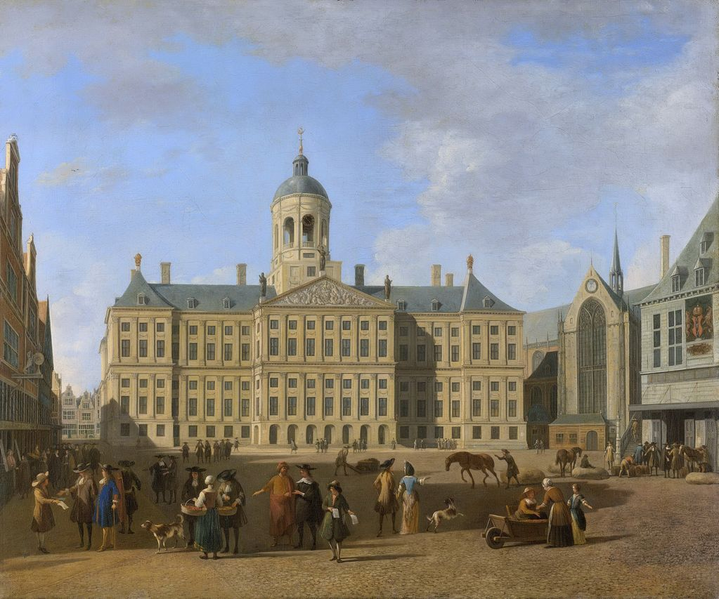 Amsterdam-Royal Palace