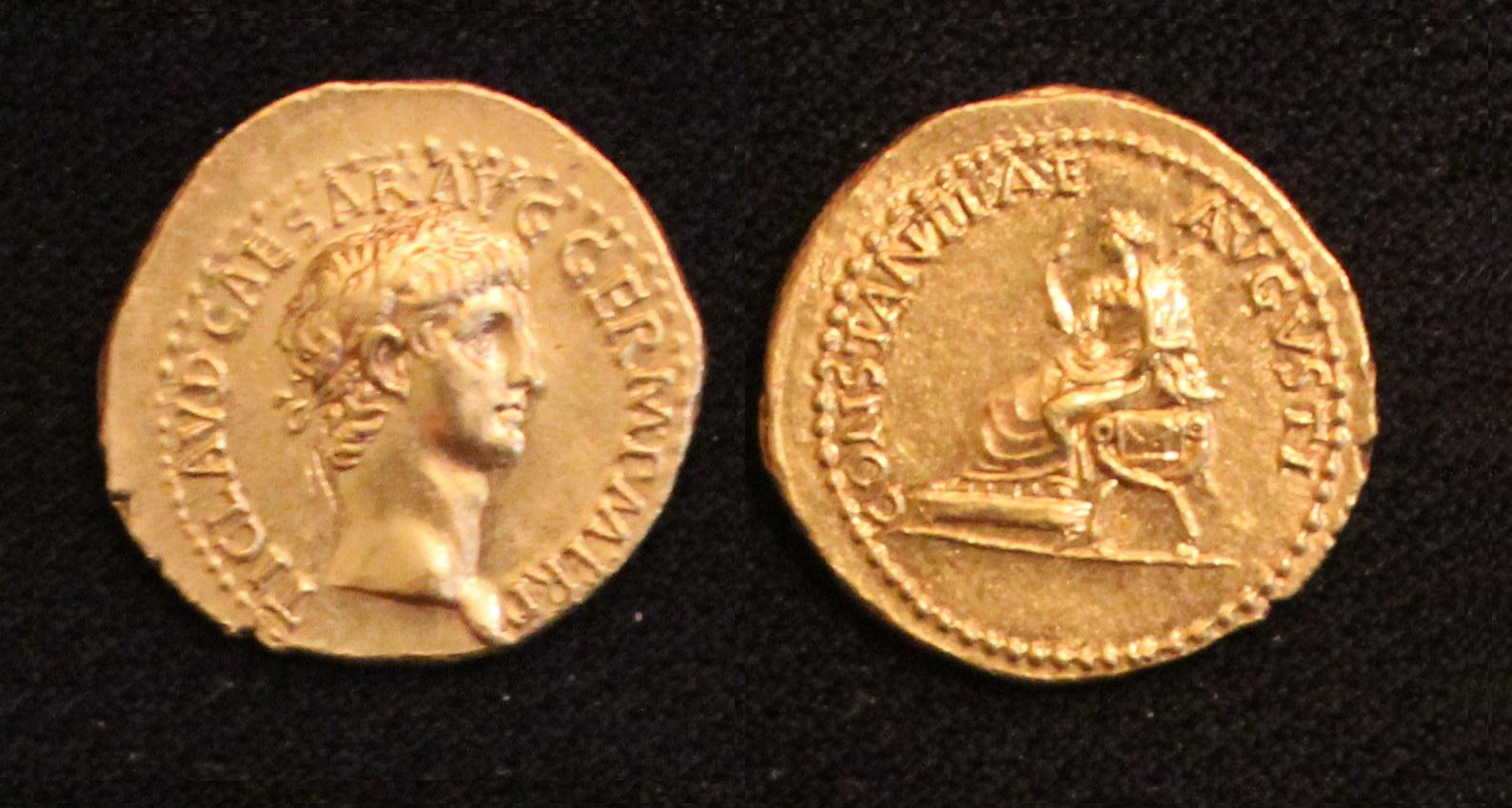 Claudius-AU1
