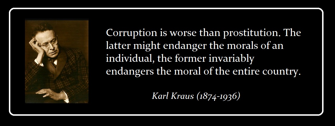 Corruption-Kraus