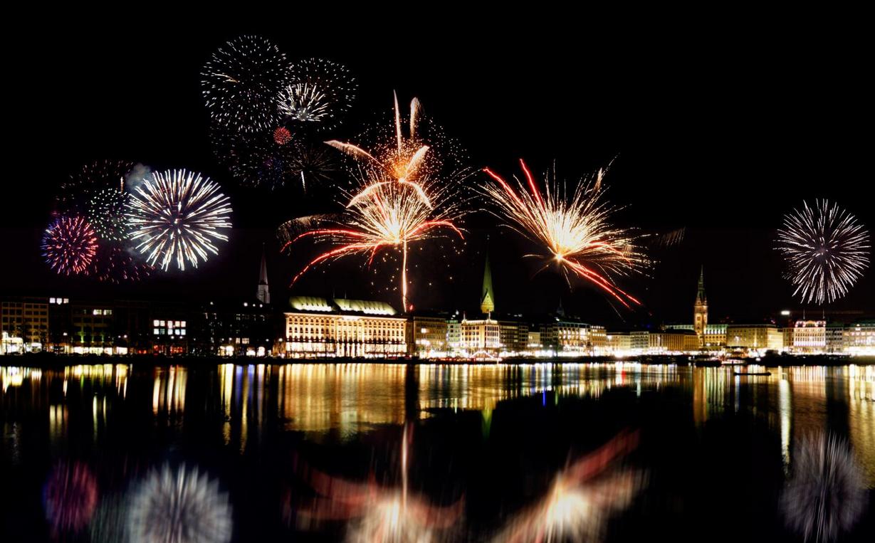Hamburg-New Years