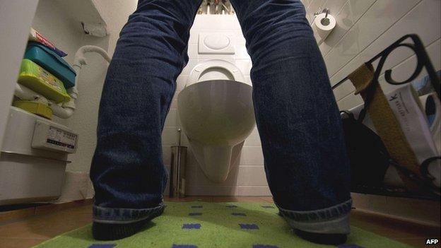 Men-Urinate