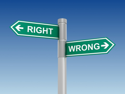 Right or Wrong – The Dark Side of Human Nature  Armstrong Economics