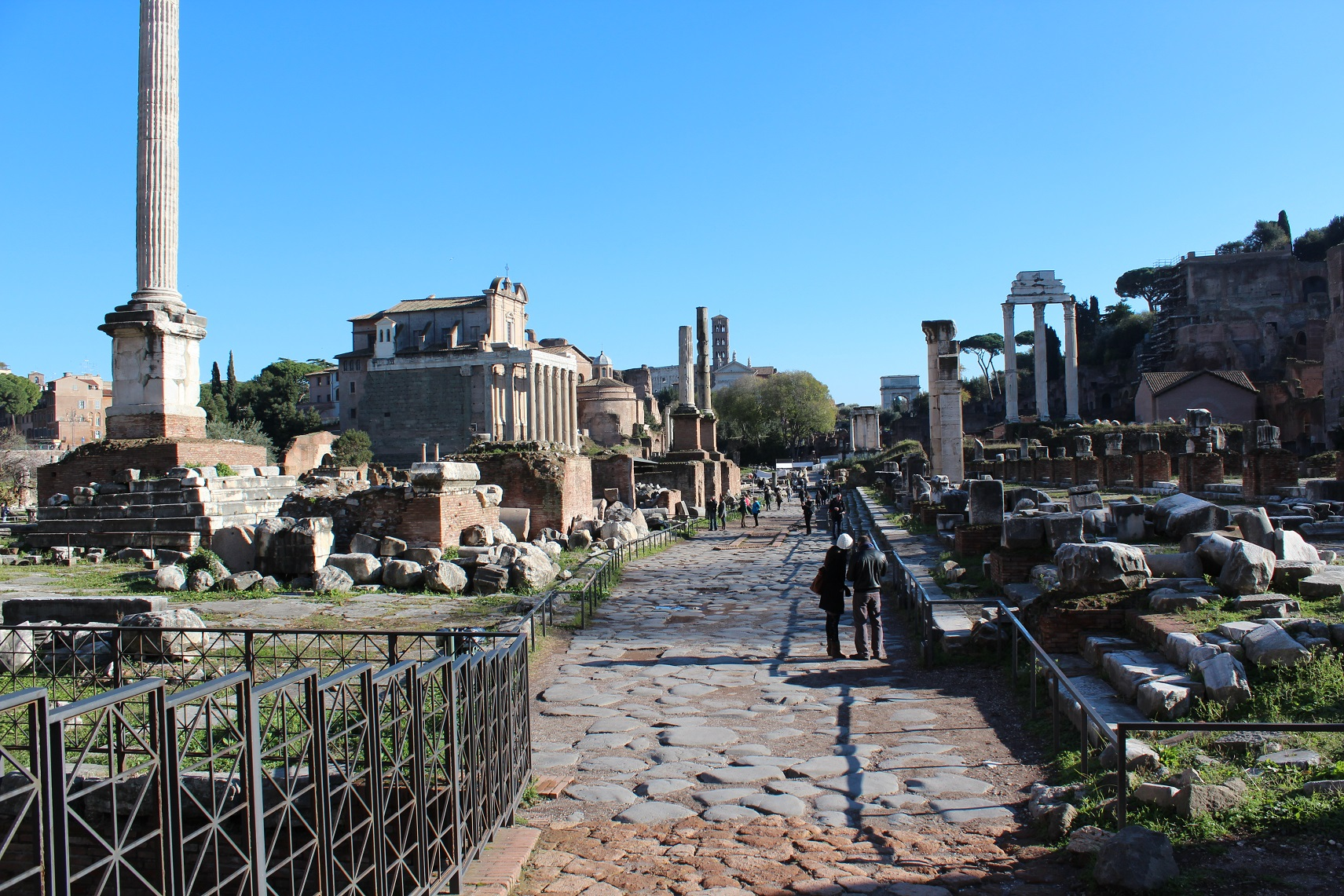 Roman Sacred Way