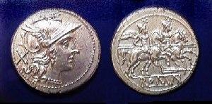 Rome-Denarius