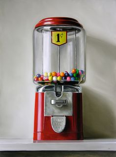 Bubble-Gum-Machine