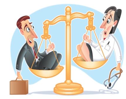 Doctors-Lawyers