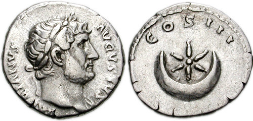 Hadrian-Star & Crescent