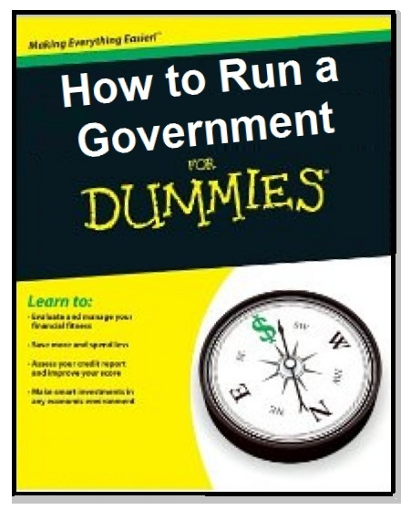 How to Run Gov for Dummies