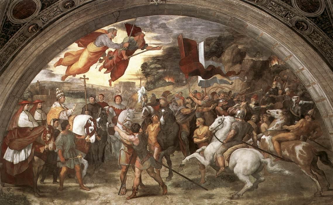 Leo-I-Attila-Raphael