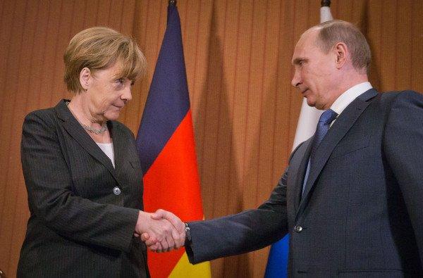 Merkel-Putin