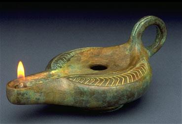 Roman-Oil-Lamp