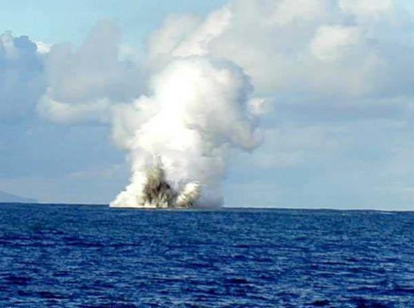 Seafloor-Volcaneo