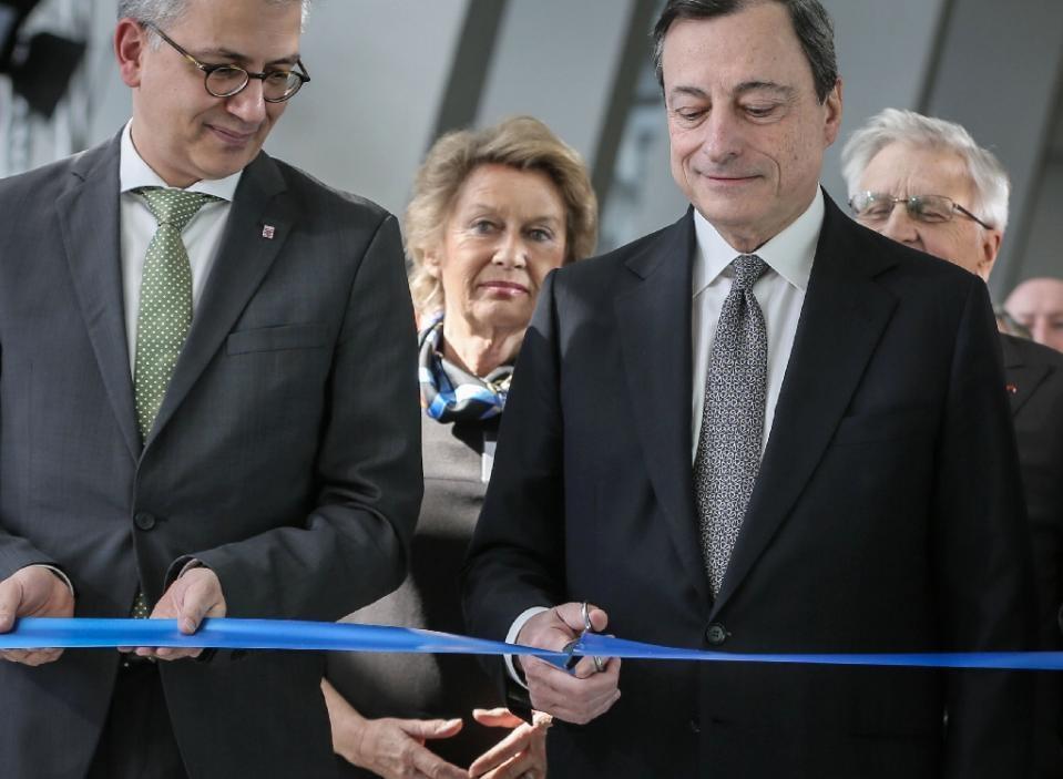 ECB-Opening