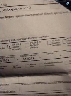 Finland-Ticket
