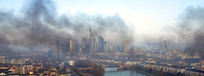 Eröffnung EZB  - Demonstrationen