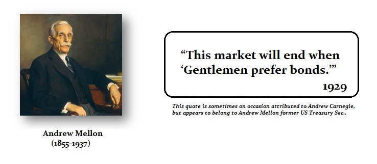 Mellon-Gentlemen Prefer Bonds