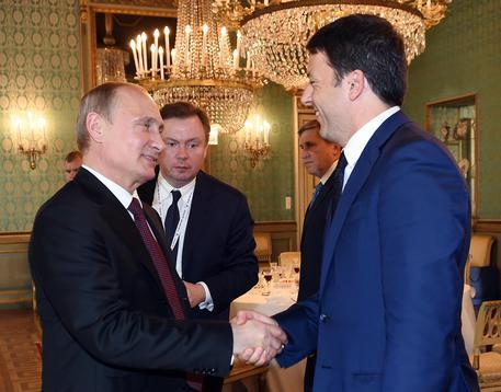 >>>ANSA/GELO SUI NEGOZIATI UCRAINA-RUSSIA A MILANO,'MOLTE DIVERGENZE'
