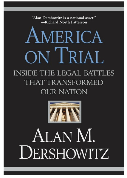 Am On Trial Dersowitz