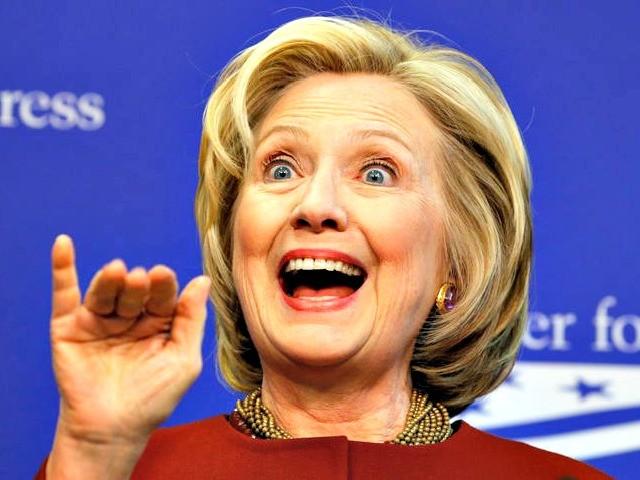 Hillary-Screw You