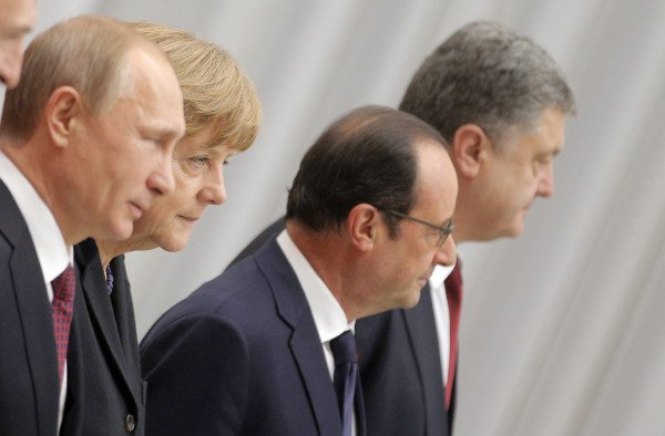 Putin-Europe