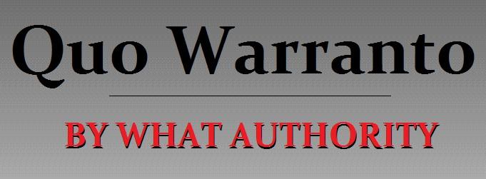 Quo-Warranto