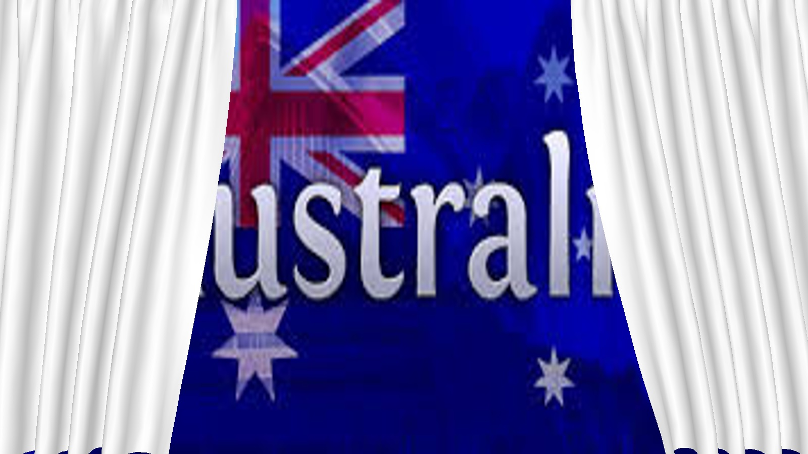 Australia-Behind Curtain