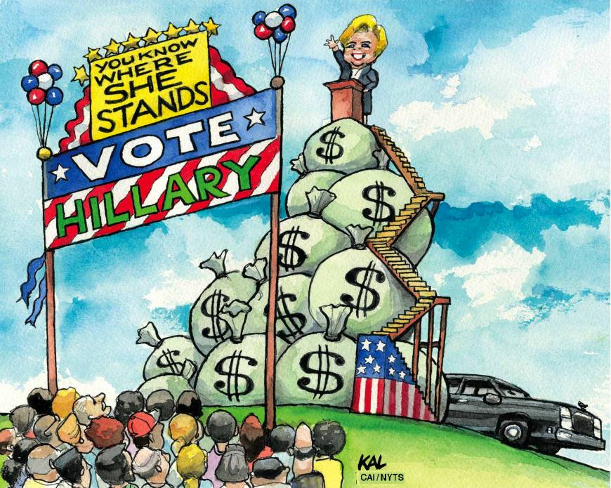Hillary-Corruption