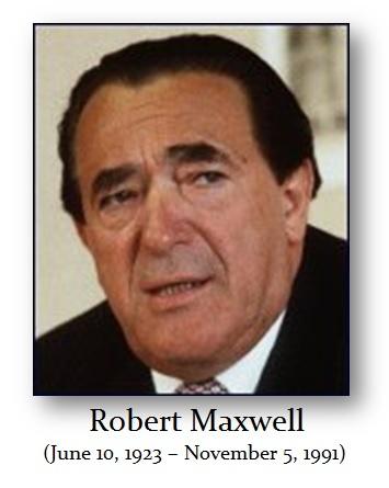 Maxwell Robert