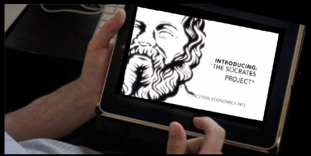 Socrates-IPad